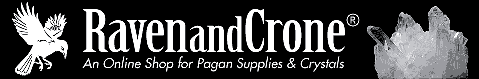 PAGAN SUPPLIES, GEMSTONE AND CRYSTAL HEALING, WICCA, WITCHCRAFT, OCCULT RITUAL STORE