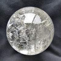 Calcite Clear Optical Sphere 1.75 inch
