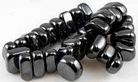 Polished Lodestone, Healing Crystals, Gemstones, Polished Stones