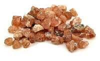 Birthstone Slices 4-8MM Genuine Crystal Garnet Rough Jewelry for Healing Crystal Deep Luster Raw Gemstone Natural Raw Hessonite Garnet