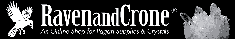 An Online Shop for Pagan Supplies and Crystals